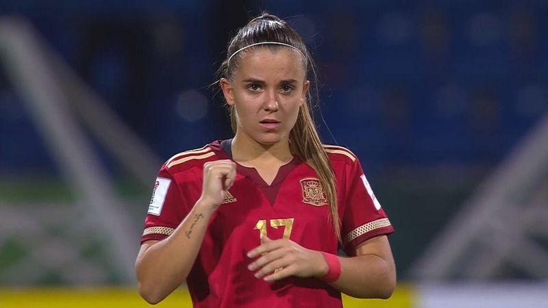 Mondiali U17 femminili: Giordania-Spagna 0-6, gli highlights