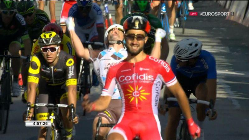Le Tour de Vendée pour Bouhanni, la Coupe de France pour Dumoulin