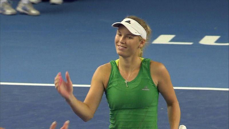 Kvitova fights back to beat Lepchenko and reach last eight