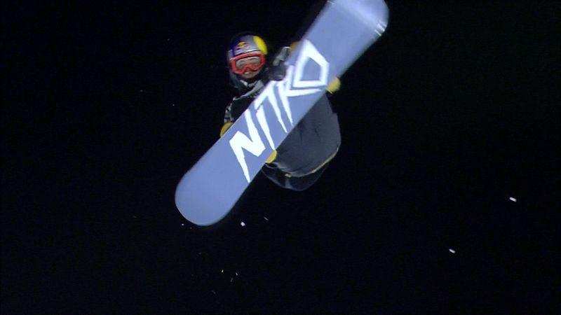 Big Air : Kleveland a sorti 3 énormes sauts pour triompher