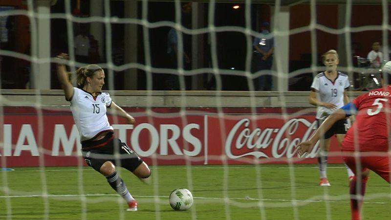 Mondiali Under 20 femminili: Corea-Germania 0-2, gli highlights