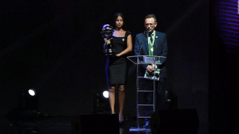 CONMEBOL officially award Copa Sudamericana to Chapecoense