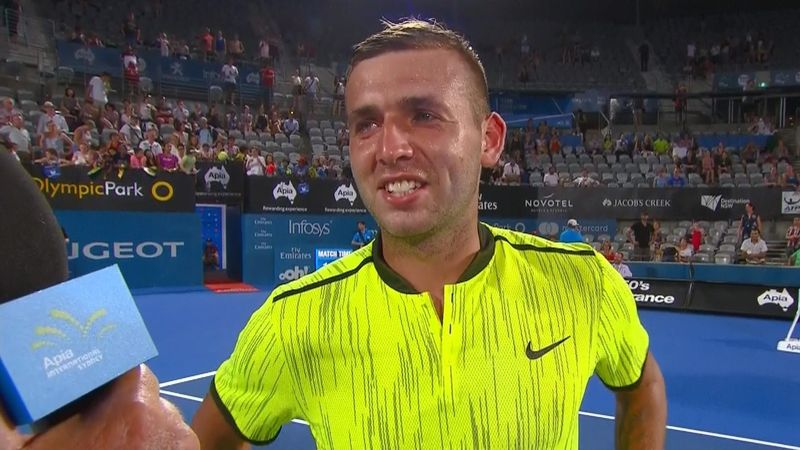 Evans: British success 'really good' ahead of Australian Open