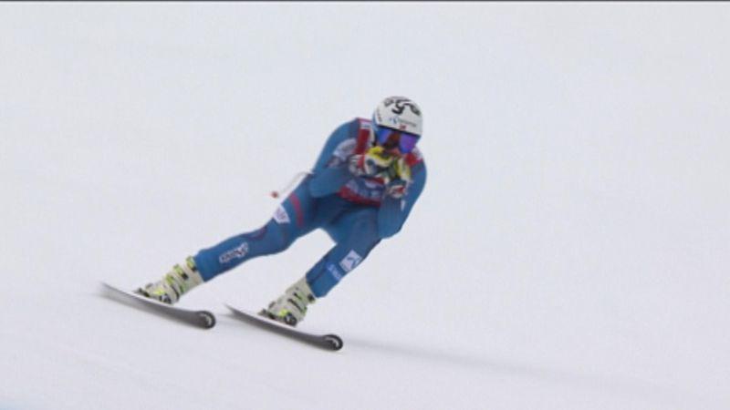 Jansrud, campeón en el descenso de Kvitfjell y más líder del Mundial