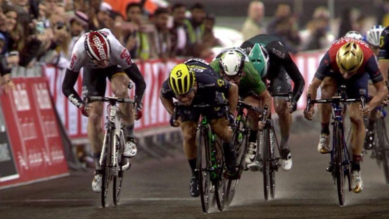 Abu Dhabi Turu: Gece finişinde zafer Ewan'ın (4. etap)