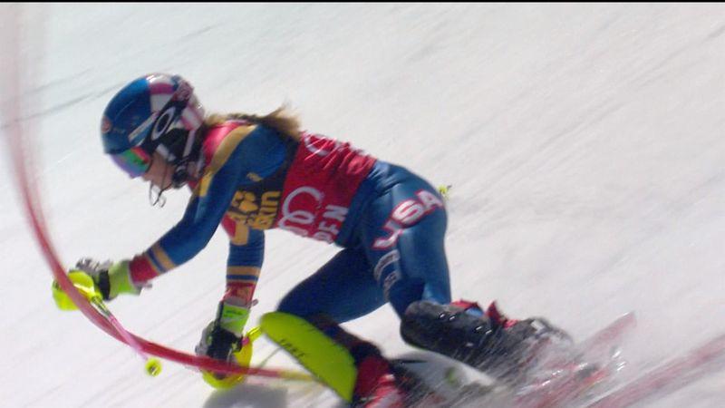 Aspen slalom: Shiffrin claims World Cup overall globe