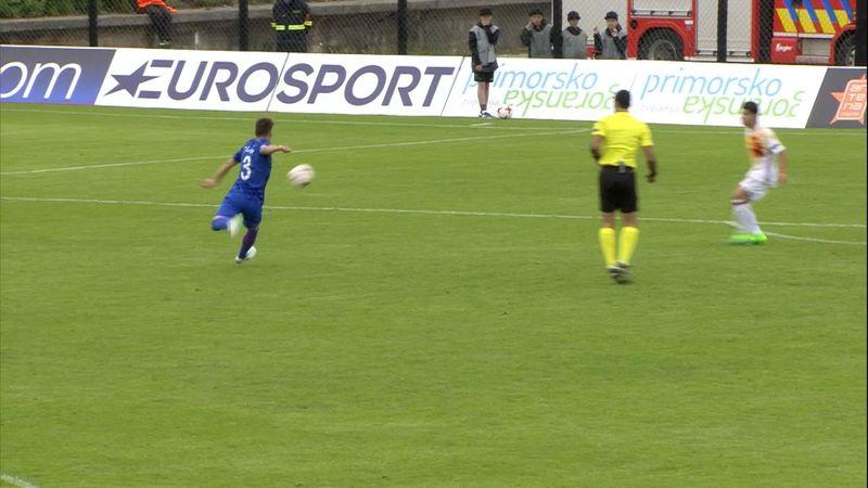 Потрясающий гол балканского тинейджера, после которого за будущее сборной Хорватии спокойно