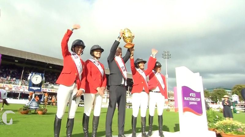 Horse Excellence: FEI Nations CUP