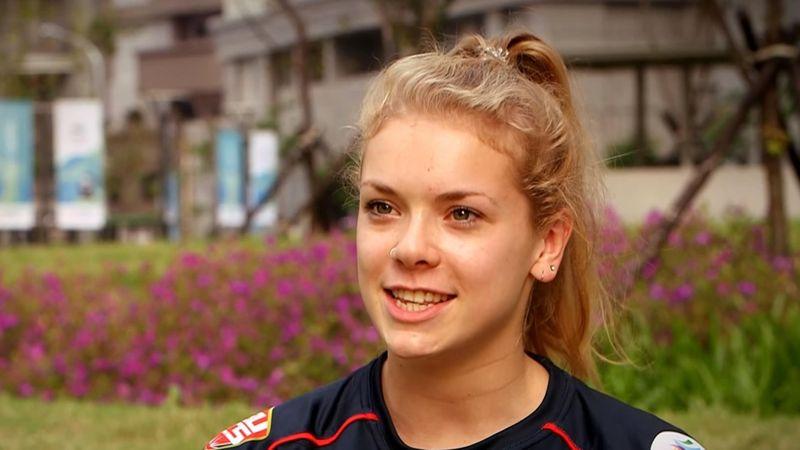 FISU Athlete Stories: GB medal hope Anna Hopkin