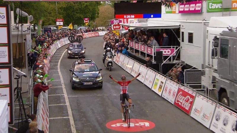 Wellens wins Grand Prix de Wallonie after huge solo effort