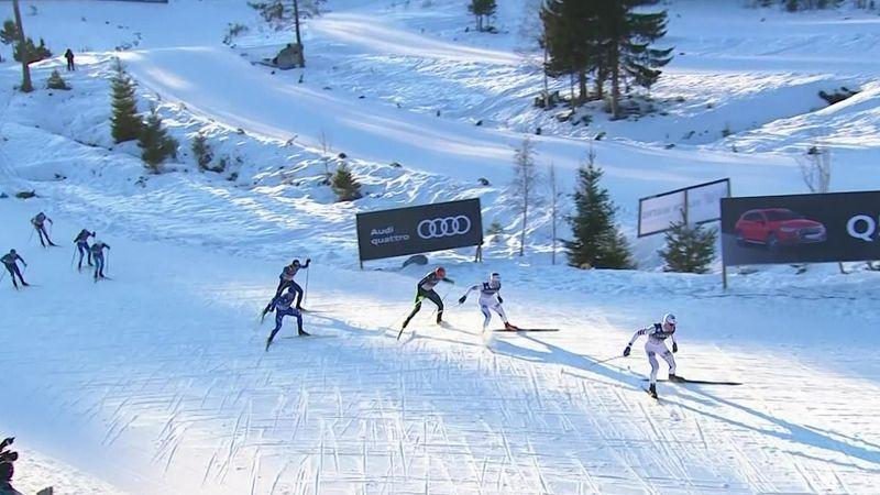 Andersen on top in Lillehammer Nordic Combined