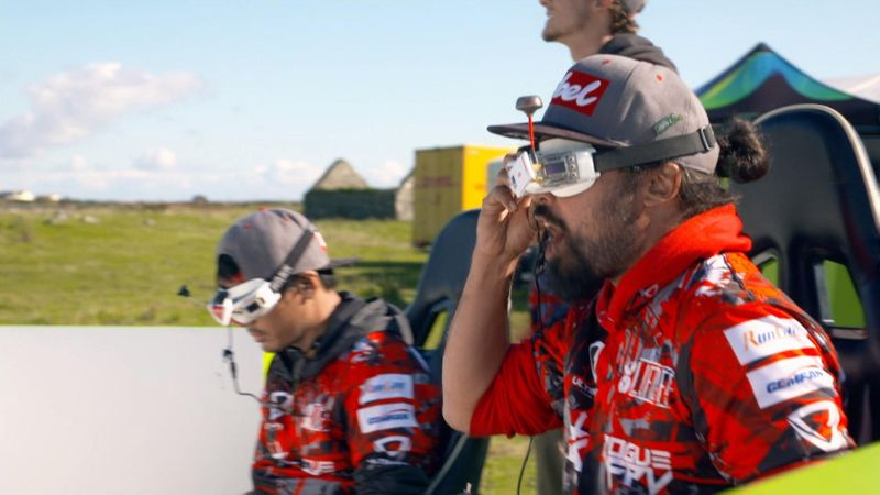 Drone Racing: Race 5 Final - Tulove Grede, Croatia