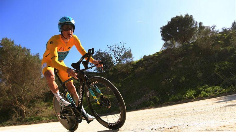 Vuelta a Andalucía 2020 (5ª etapa): Teuns se lleva la crono y Fuglsang no deja escapar la general