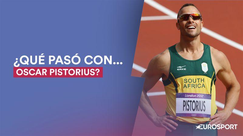 ¿Qué pasó con... Oscar Pistorius?