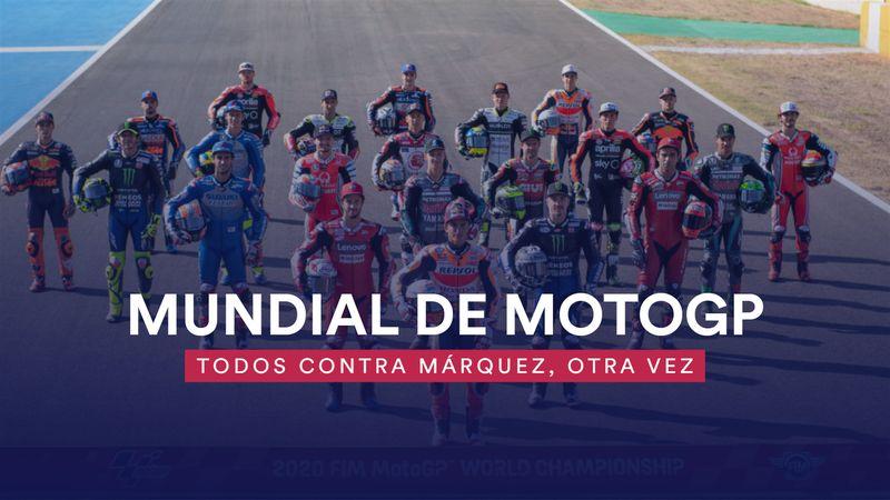 MotoGP: Todos contra Márquez, otra vez
