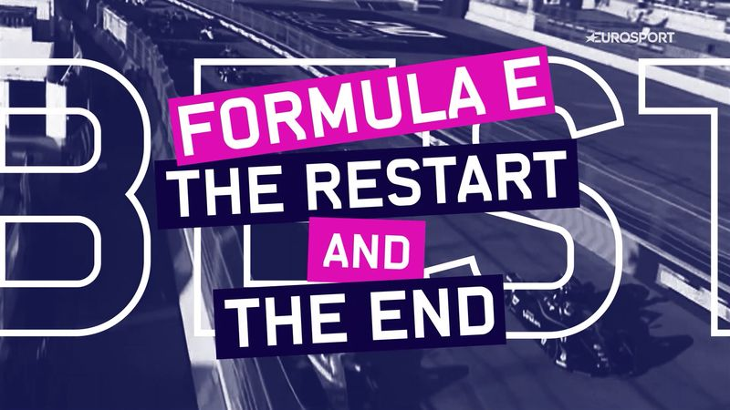 The best moments from the Formula E season