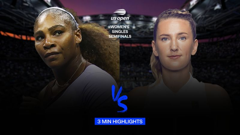 Highlights | Serena Williams - Victoria Azarenka