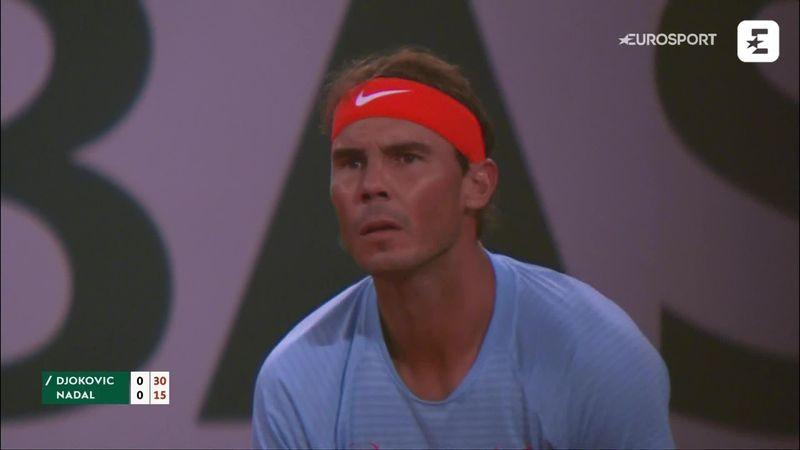Maç Özeti | Novak Djokovic - Rafael Nadal