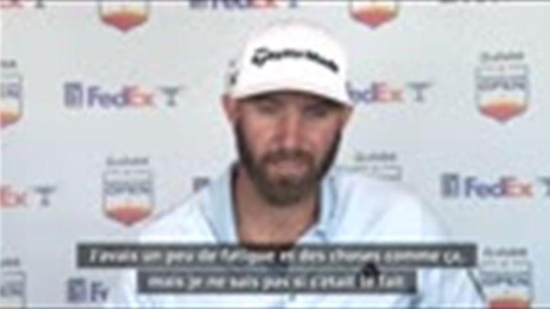 """Houston - Johnson : """"Je n'ai pas quitté ma chambre pendant 11 jours..."""""""
