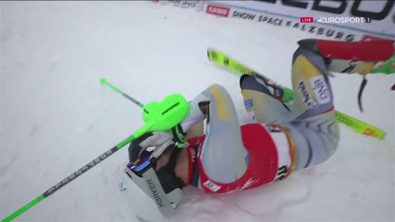 Foss-Solevaag show! Rivivi la sua vittoria in slalom a Flachau