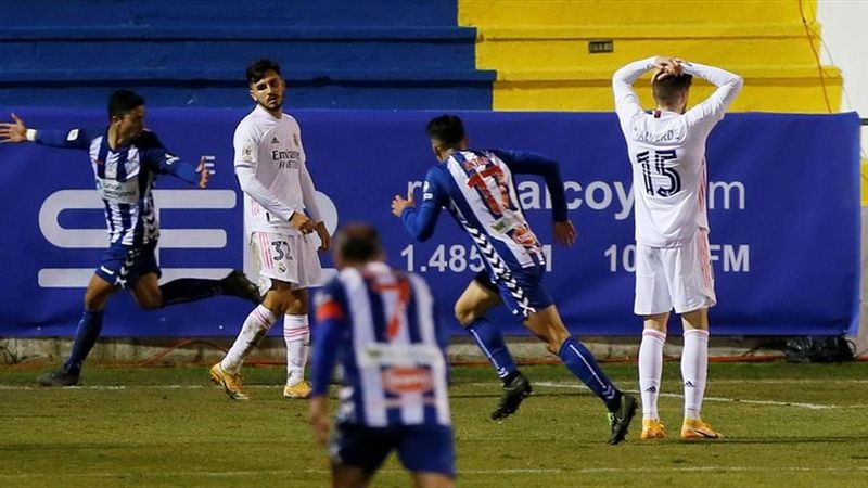 Video Resumen Alcoyano-Real Madrid: Enésimo ridículo en Copa