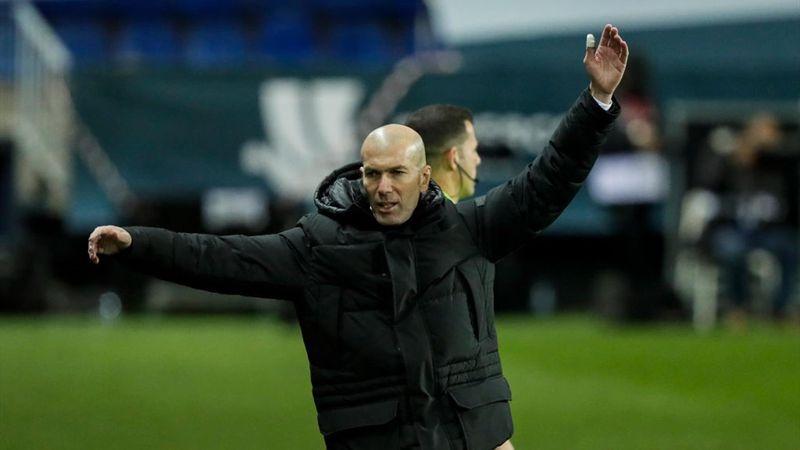 Zidane, Isco, Vinicius... Los señalados del desastre de Copa
