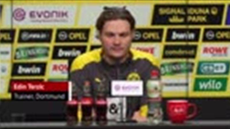 """Terzic mit klarer Message an BVB-Profis: """"So geht es nicht weiter"""""""