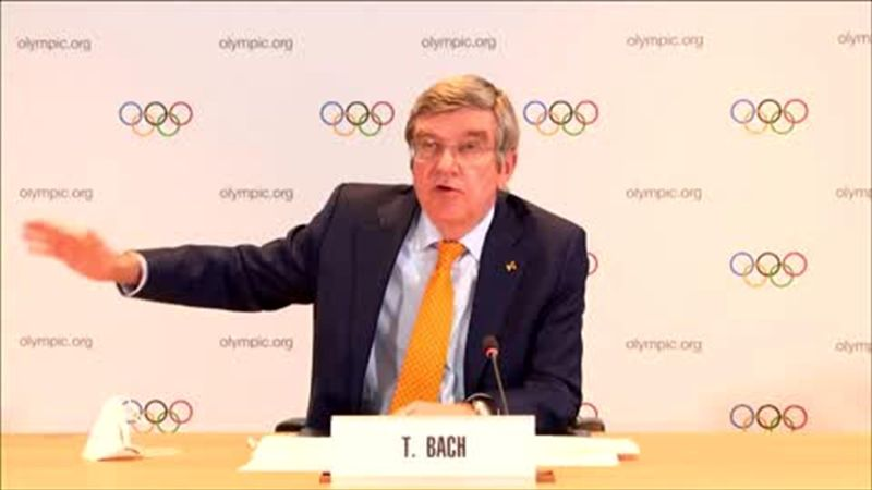 Bach: 'We're not in favour of athletes jumping queue' for Covid-19 vaccines