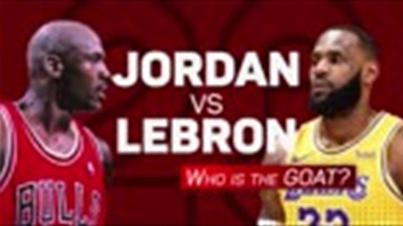 MJ v LeBron - Qui est le GOAT ?