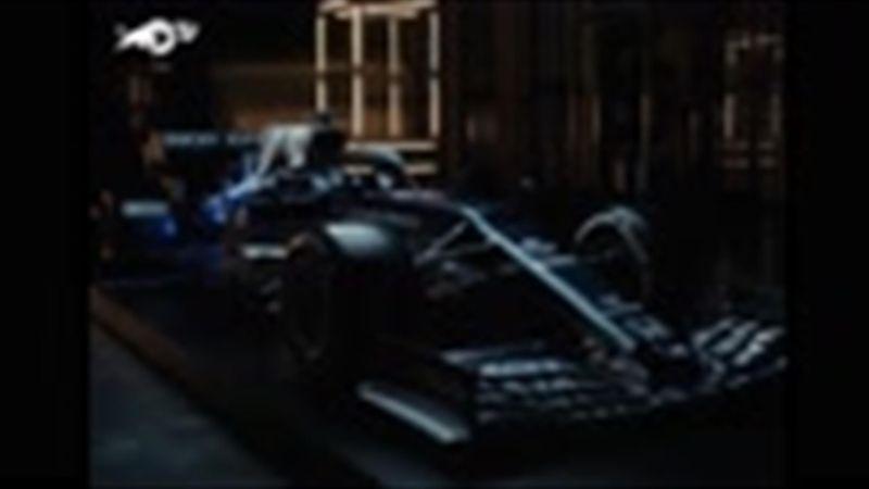 F1 - Alpha Tauri a présenté sa nouvelle voiture
