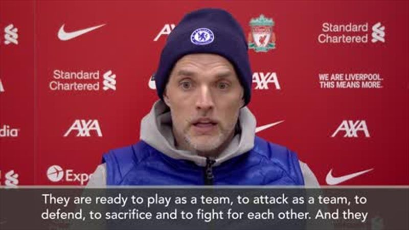 'No need for self-pity' - Thomas Tuchel on Chelsea striker Timo Werner