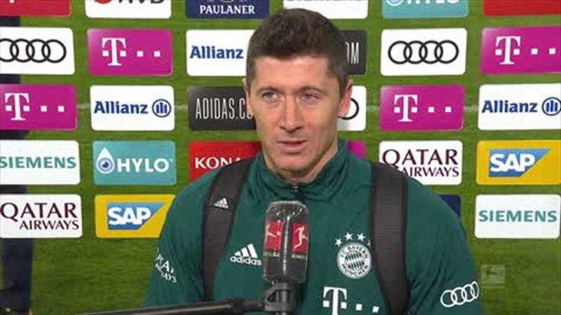 'That was special' - Lewandowski on hat-trick and Bayern win over Dortmund