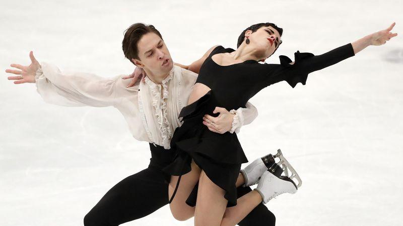 Sara Hurtado y Kirill Khaliavin sueñan con el top-10
