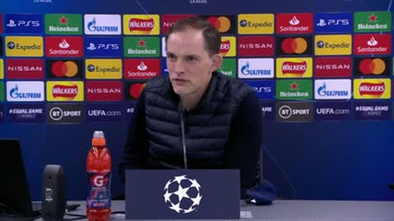 Tuchel urges Chelsea to be 'brave and adventurous'