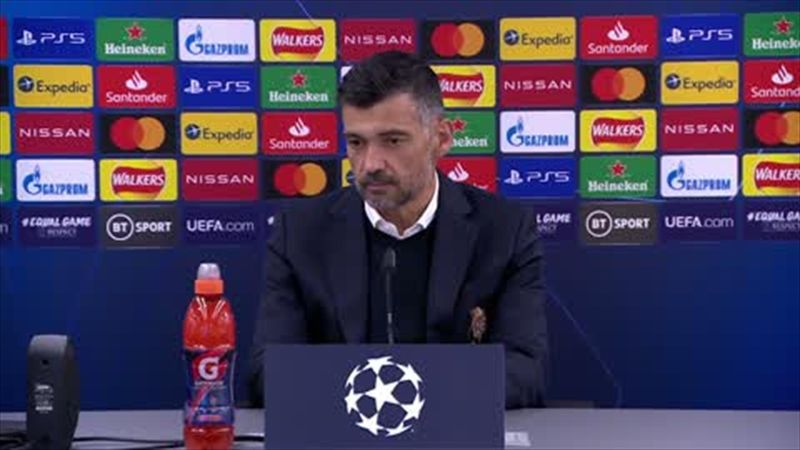 Porto 'were better team' against Chelsea - Conceicao