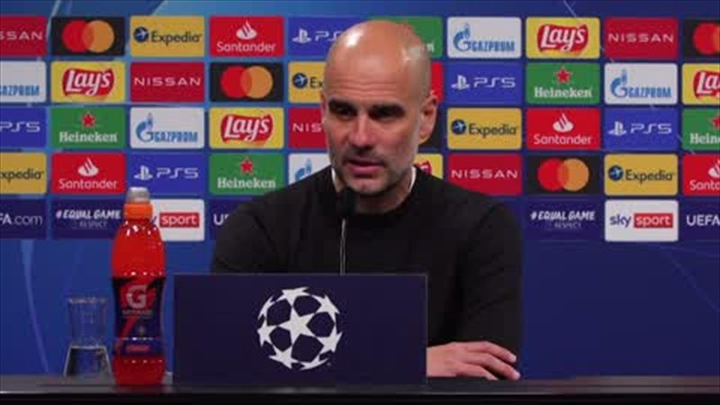 Guardiola: 'A good moment for all of us'
