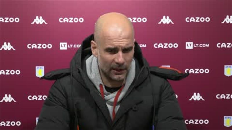 Guardiola on Super League: 'This chapter is over'