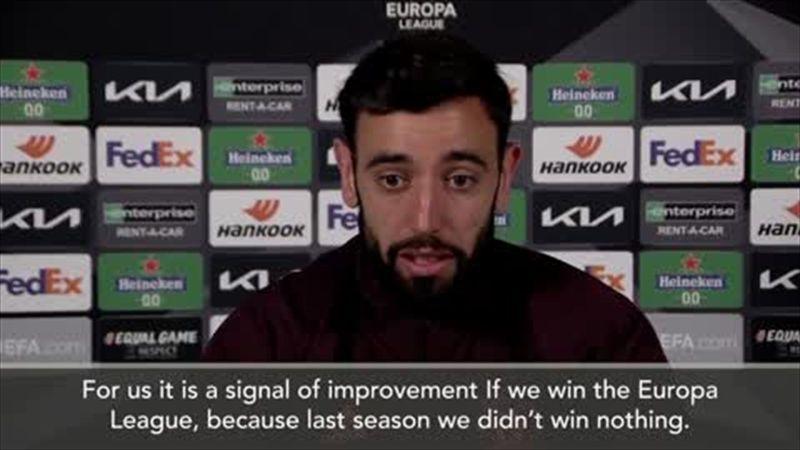 Europa League 'not enough' for Man Utd – Fernandes