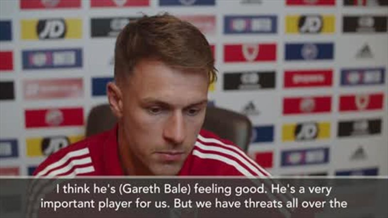 'Bale is important, but Wales have other threats' - Ramsey