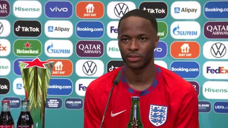 'I've blocked the outside world off' - Sterling