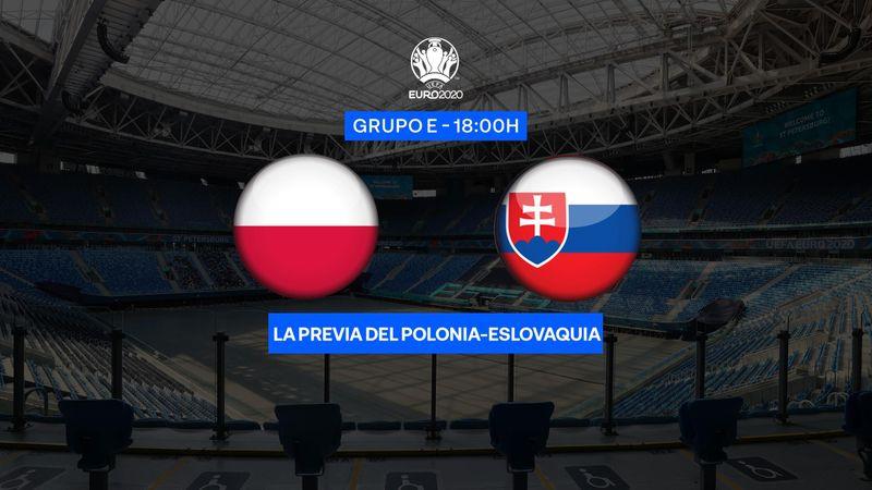 """Previa 60"""" Polonia-Eslovaquia: Abiertos a soñar (18:00)"""