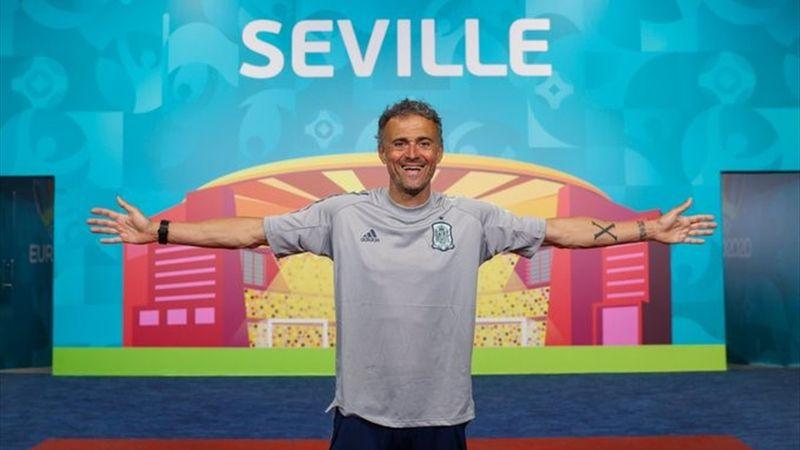 La Selección al Día: España, en Sevilla preparada para el debut