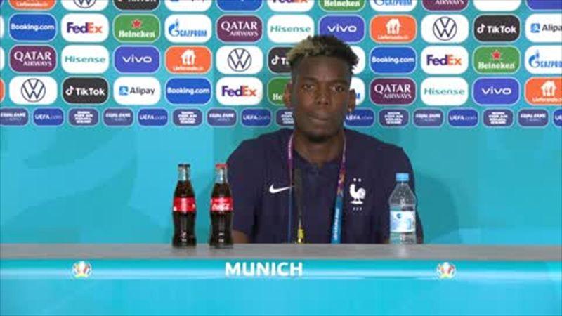 Euro 2020: Pogba removes Heineken