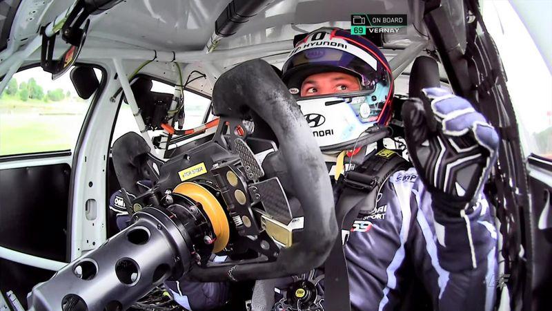 ETCR Vallelunga: vince Vernay, ottimo 3° Luca FIlippi