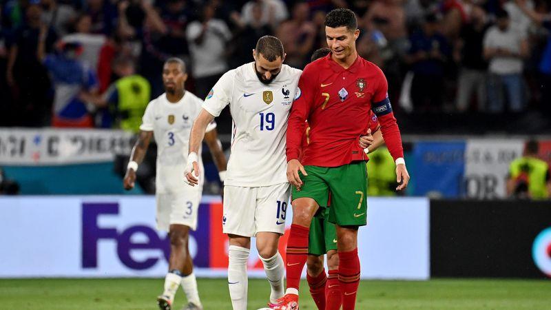 Resumen Portugal-Francia: Un espectáculo con final feliz