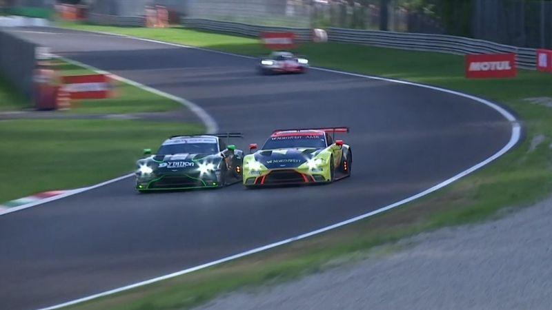Toyota jubelt, Hochspannung in der GTE-Am: Die Schlussrunde in Monza