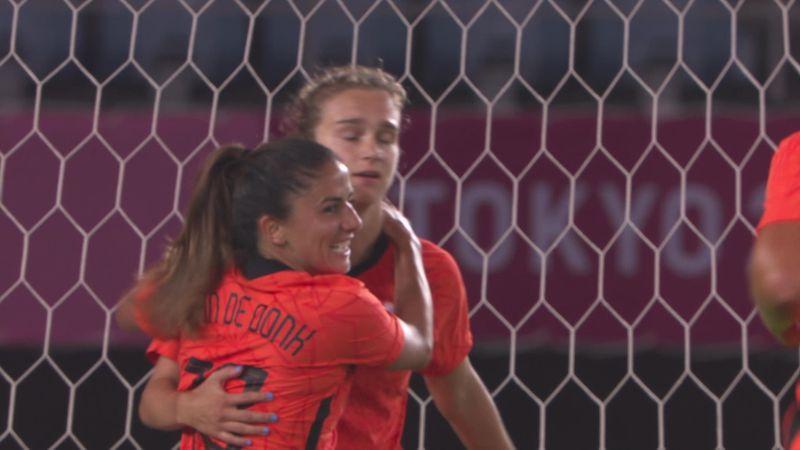 Fútbol femenino, Zambia-Países Bajos: Goleada escandalosa en el debut