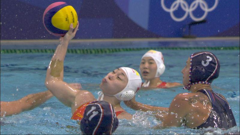 Tokio 2020 - ROC - China - Waterpolo – Olympische hoogtepunten