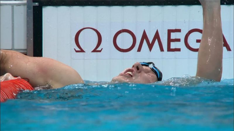 Yüzme - Tokyo 2020 - Olimpiyatların Önemli Anları