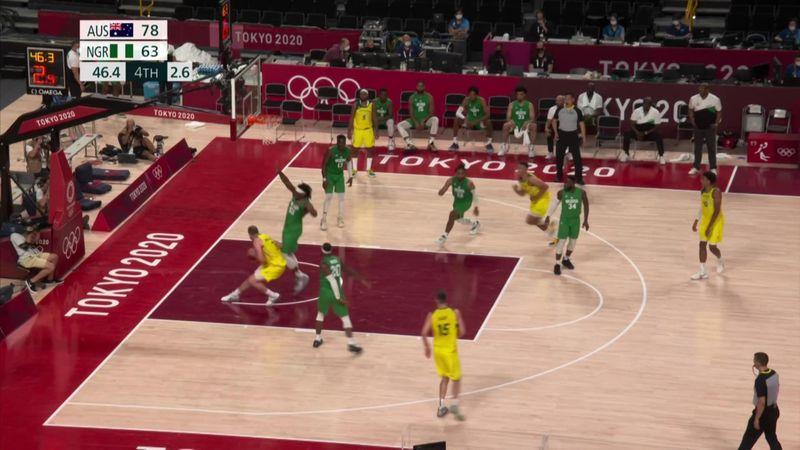 Tokyo 2020 - Australia ile Nigeria - Basketbol – Olimpiyatların Önemli Anları